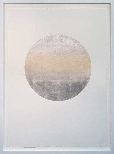 Miya Ando, 'Gekkou (Moonlight) November 4', 2017