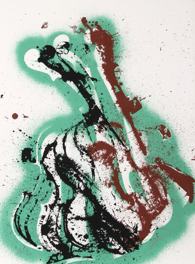 Arman (1928-2005), 'Symphony Pastorale', 1979