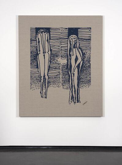 Ibrahim El-Salahi, 'Pain Relief: Adam & Eve', 2019