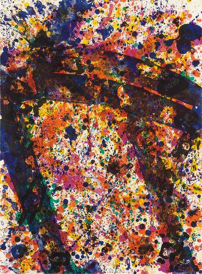Sam Francis, 'Coral Poles', 1973