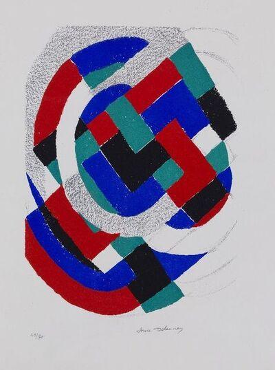 Sonia Delaunay, 'Untitled', 1971