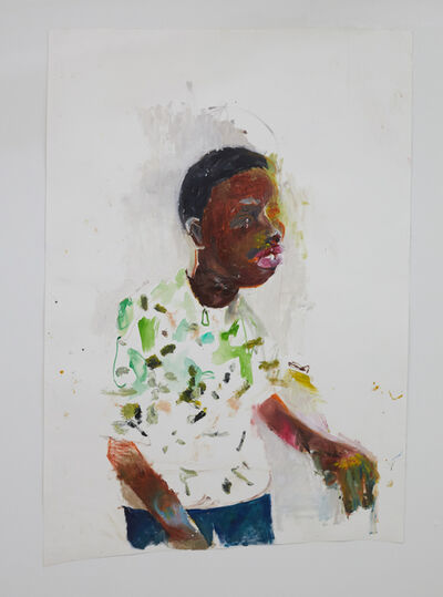 Jared McGriff, 'Camouflage Avatar of Us Again', 2019