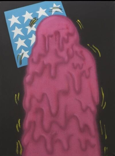 Gilbert1, 'Mr Flag', 2009