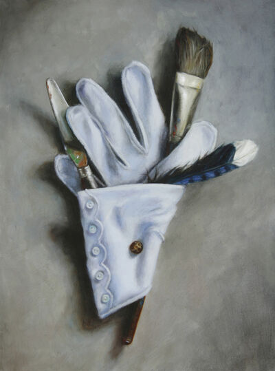 Terry Strickland, 'Hand In Glove', 2012