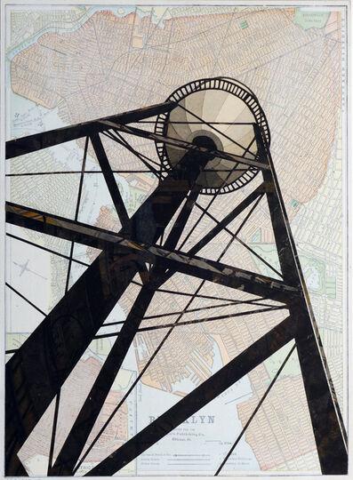 William Steiger, 'Brooklyn Watertower', 2013