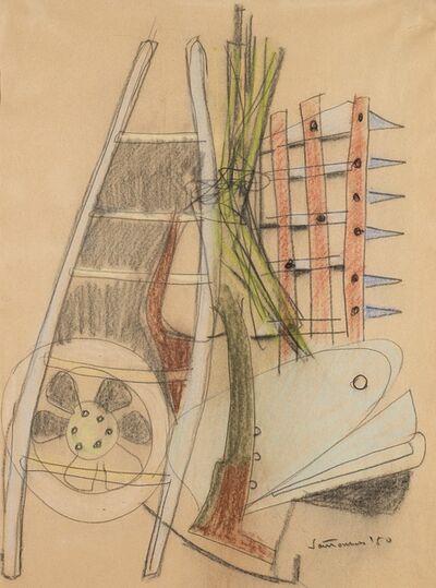 Giuseppe Santomaso, 'Untitled', 1950