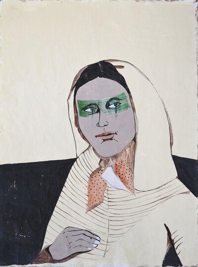 Clare E. Rojas, 'Untitled (CR1805)', 2018