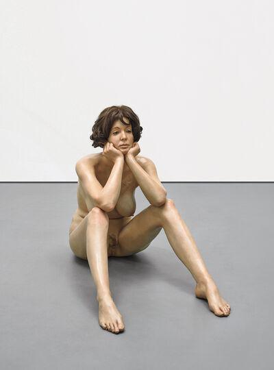 John De Andrea, 'Sitting Woman', 1972