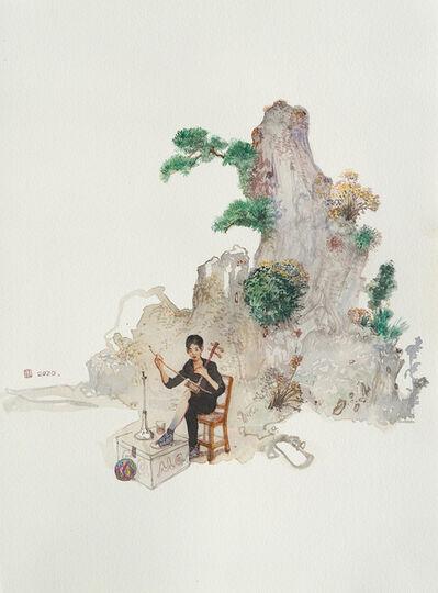 Zhou Jinhua 周金华, 'State of Mind No.2', 2020