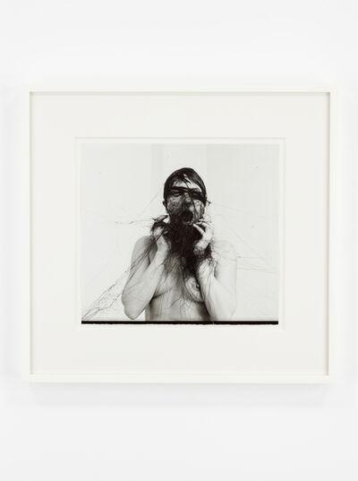 Annegret Soltau, 'Permanent demonstration am 19.1.1976', 1976