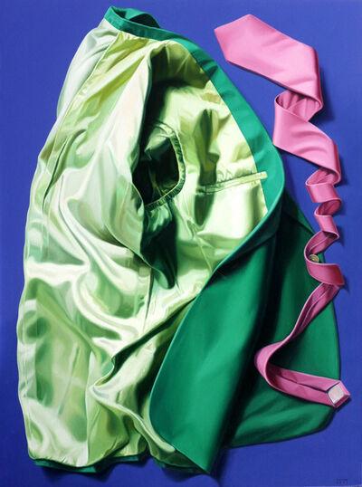 Alberto Magnani, 'Green Jacket', 2011