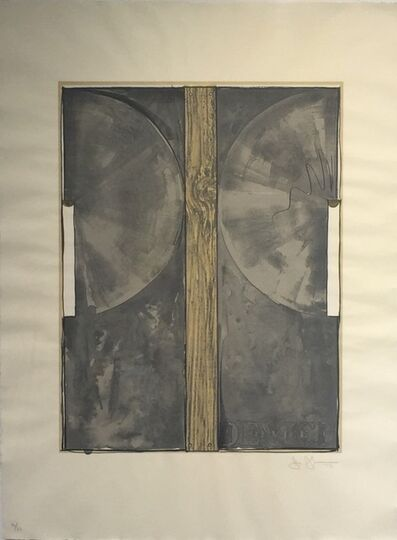 Jasper Johns, 'Device', 1971-1972