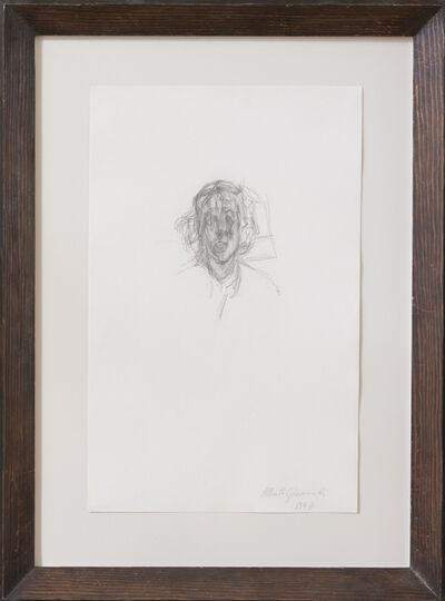 Alberto Giacometti, 'Tête de femme', 1947