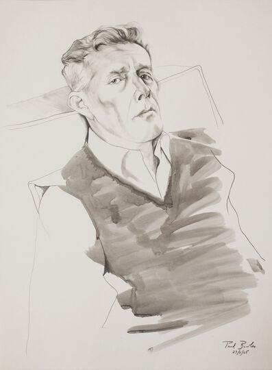 Don Bachardy, 'Paul Bowles', May 29-1965