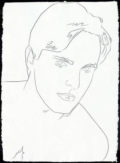 Andy Warhol, 'Miguel Bosé', 1983