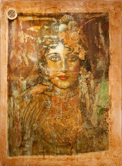 Ghasem Hajizadeh, 'Unknown princess', 2004