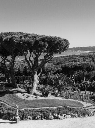 Mart Engelen, 'La Baie de Pampelonne, Saint Tropez', 2012