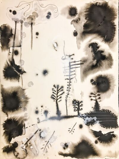 Peggy Cyphers, 'Love's Garden', 2017