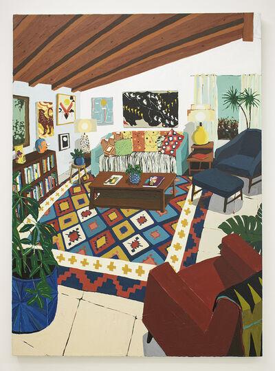 Hilary Pecis, 'Living Room', 2019