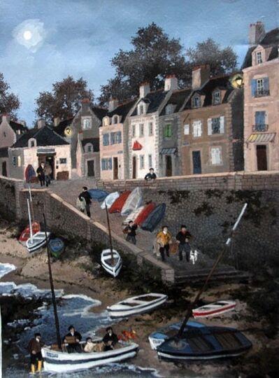 Fabienne Delacroix, 'Petit matin breton'