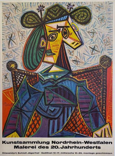 Pablo Picasso, 'Kunstsammlung Nordrhein-Westfalen, Malerei des 20. Jahrhunderts', 1955
