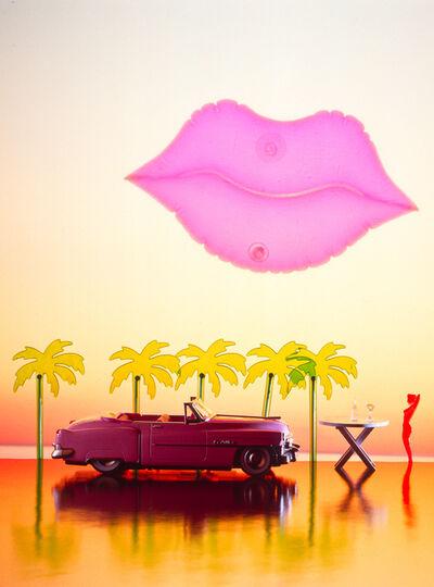 Yuri Dojc, 'California Kiss', 1985
