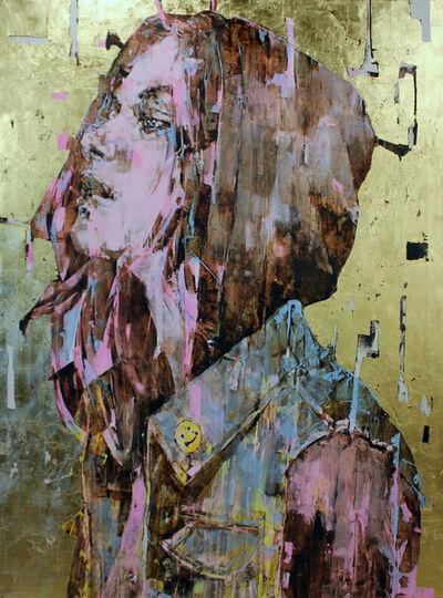 Marco Grassi/Grama, 'Super Golden Little Smile ', 2017