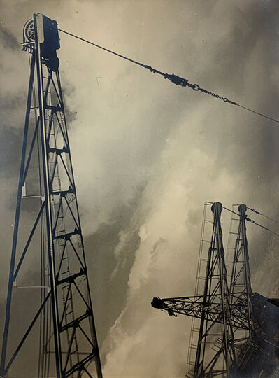 Victor Guidalevitch, 'Untitled (Cranes)', c. 1930s