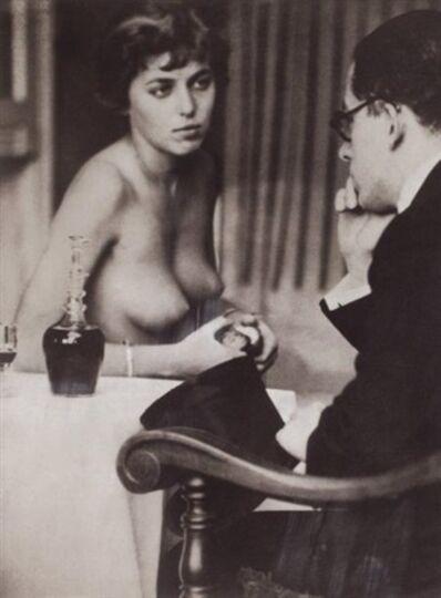 Josef Breitenbach, 'Dr. Riegler and J. Greno', 1933