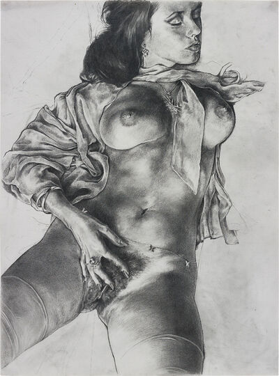 George Shaw (b. 1966), 'The Art Teacher', 2009