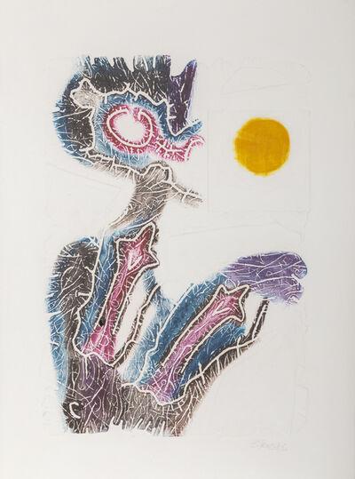 Stephan Strocen, 'Dialogando en Amarillo', 1970