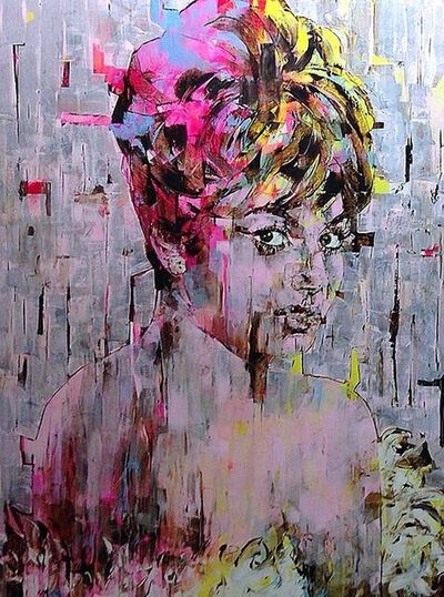 Marco Grassi/Grama, 'Diva #1 - Rosanna Schiaffino', 2015