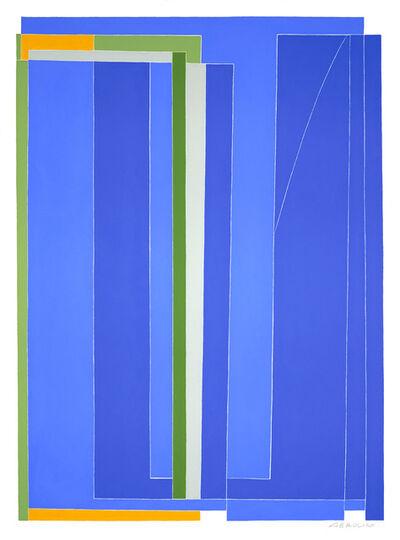 Dominique Gerolini, 'Blue 3', 2016