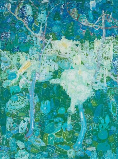 Shi Xinji, '林泉Forest and Spring,', 2017