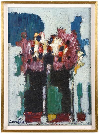 Jacob Bornfriend, 'Flowers', 1964