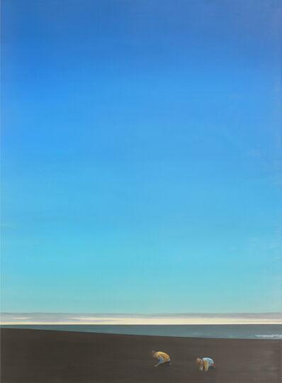 Tim Eitel, 'Schwarzer Sand', 2004