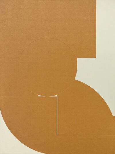 Chad Hasegawa, 'Untitled (Rust)', 2019
