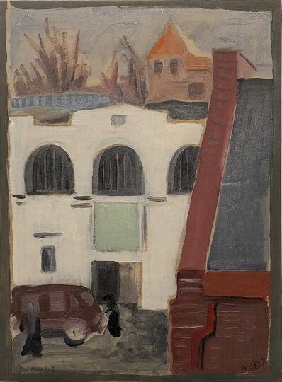 Werner Drewes, 'Old Brewery', 1946