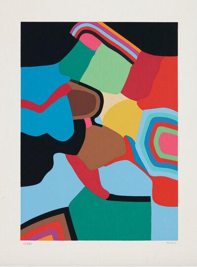Alberto Burri, 'Untitled (Calvesi 49)', 1973-1976