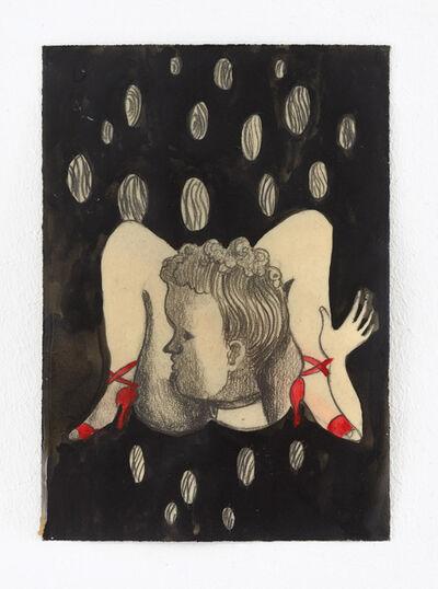 Sandra Vásquez de la Horra, 'La Mujer-Goma', 2018