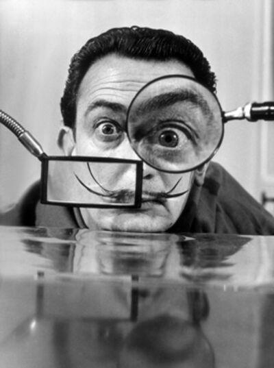 Willy Rizzo, 'Salvador Dali, Paris', 1950
