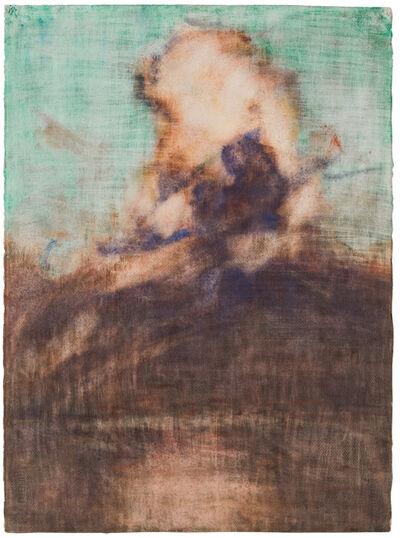 Christian Rohlfs, 'Glühende Gewitterwolke', ca. 1937