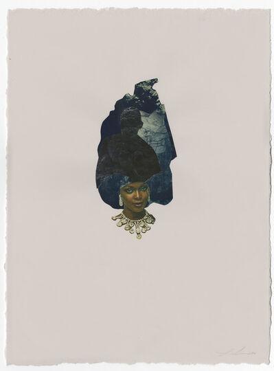 Lorna Simpson, 'Riunite & Ice, collage #15', 2014
