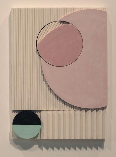 Martine Feipel & Jean Bechameil, 'Sans Titre 2 (Bas-relief)', 2018