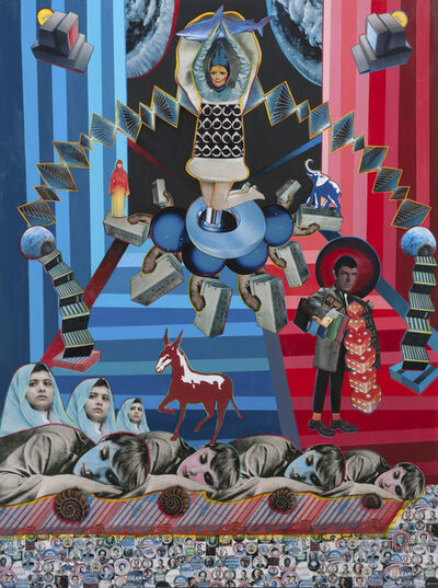 Rhonda Wall, 'The Campaign', 2013