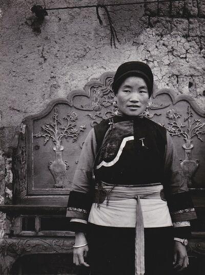 Agnès Varda, 'Chine, Yunnan, responsable d'un village en coopérative', 1957