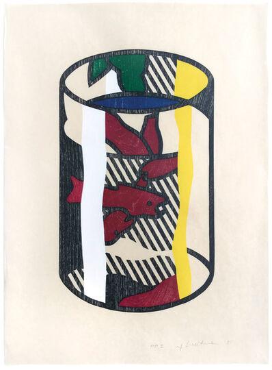 Roy Lichtenstein, 'Goldfish Bowl', 1981