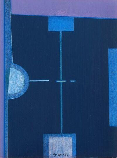 HO KAN, 'Untitled', 1973