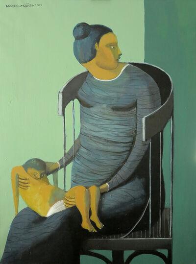 """Annie Kurkdjian, '""""Number 279"""" / """"Numara 279""""', 2014"""