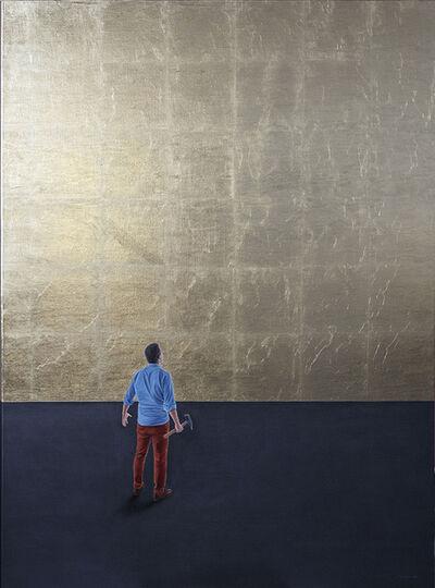 Hugo Lugo, 'Arqueología del resplandor 1', 2015